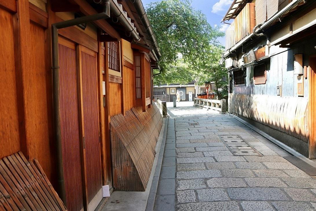 京都ならではの風情ある景色 前撮りにおすすめ