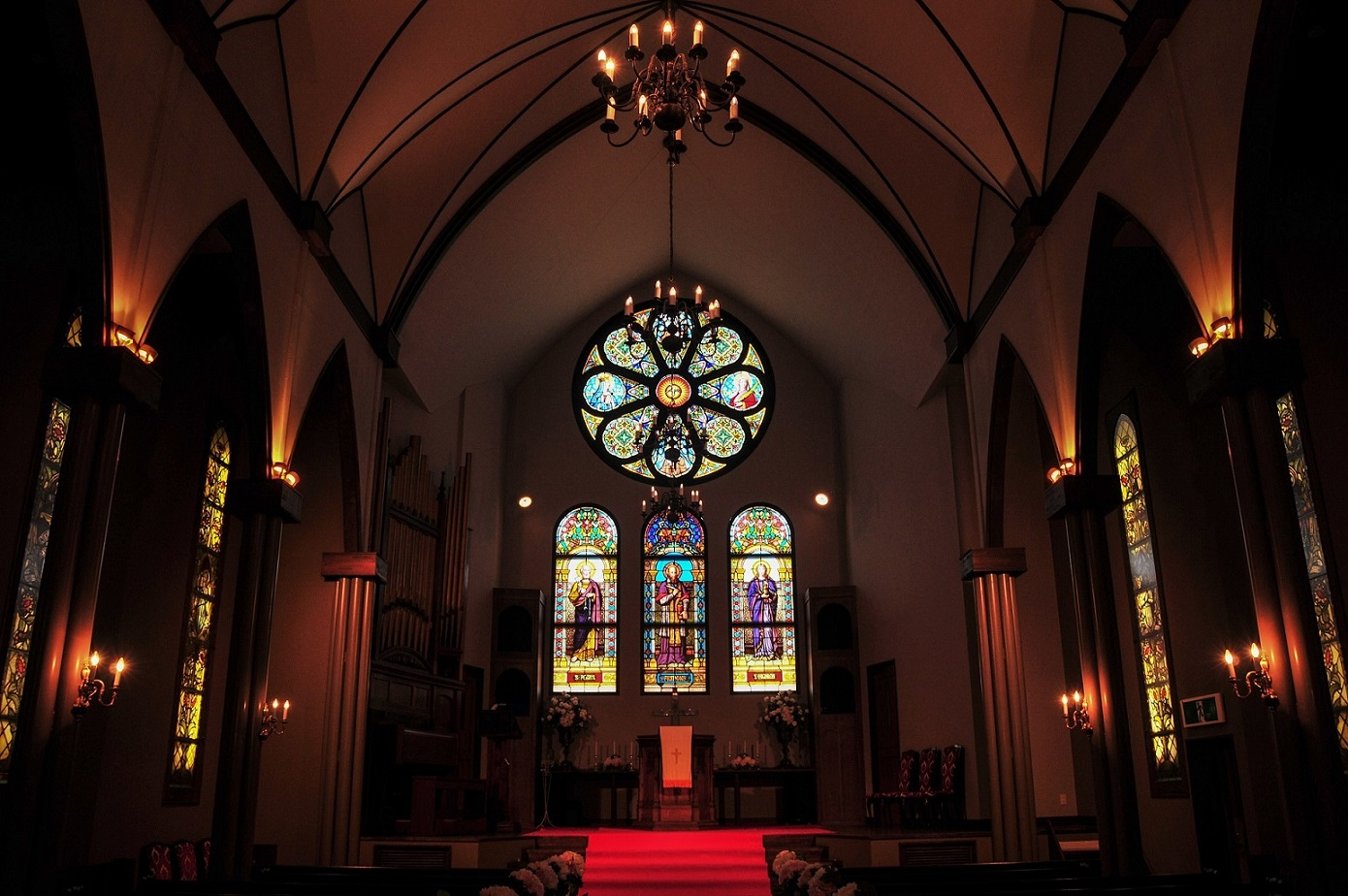 京都には歴史ある教会がたくさん 結婚式
