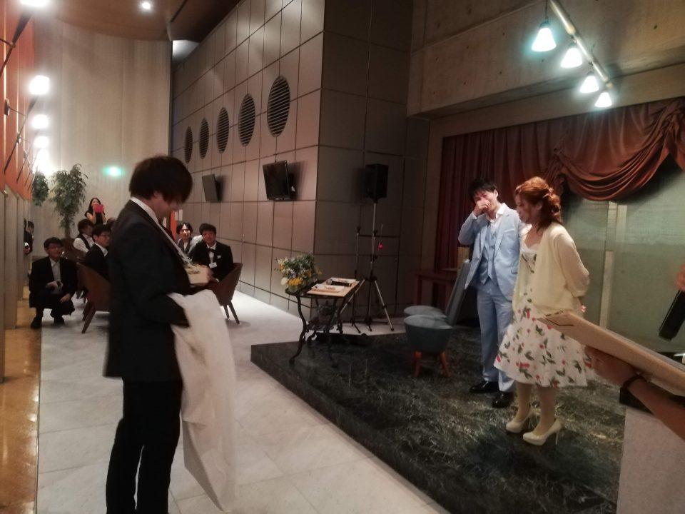 京都 結婚式 リングボーイ