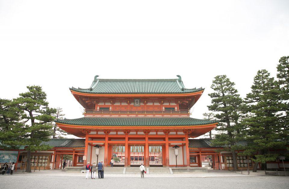 京都 結婚式 神前式 平安神宮 らしさWedding Kyoto